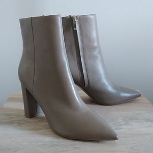 New Mark Fisher pointy-toe bootie.